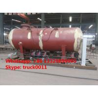 6MT skid mounted lpg propane gas refilling plant for filling gas cylinders for sale, mobile skid lpg gas refilling plant Manufactures