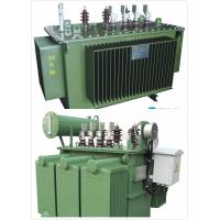 6.6 KV - 100 KVA Oil Immersed Transformer Overload Oil Immersed Type Transformer Manufactures
