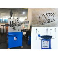 Automatic 380V Torsion Spring Coiling Machine With 2.7KW Servo System Manufactures