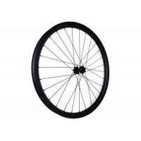 Quality Downhill Mtb Wheels Clincher , 40MM*30MM Tubuless Carbon Mtb Wheelset 29  for sale
