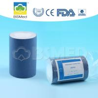High Absorbent Disposable Medical Cotton Wool Roll Lightweight For Surgical Dressing Manufactures
