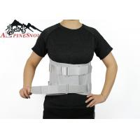 High Elastic Medical Waist Belt Steel Plate For Men And Women Size Customized Manufactures