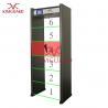 Airport Security Door Frame Metal Detector 6 Zone Metal Scanning Alarm Machine K606 Manufactures