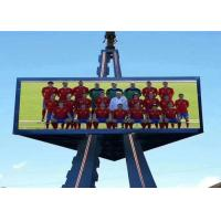 Front Accessed Outdoor LED Billboard , LED Display With Easy Removable Manufactures