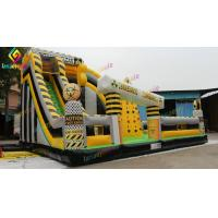 China Giant Inflatable amusement park inflatable play park for outdoor / indoor activity on sale