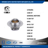 Automobile Engine Components Auto Thermostat SWT 4503-83 FOR CITROËN GENERAL MOTORS OPEL PEUGEOT Manufactures