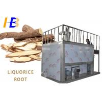 Cryogenic Stainless Steel Herb Pulverizer Machine For Liquorice Root / Turmeric Finger Manufactures