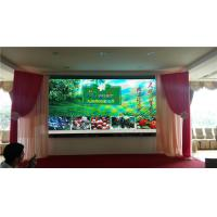 High Definition P6 Indoor Full Color LED Display Big Viewing Angle No Color Excursion Manufactures