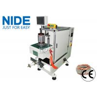 Programmable automatic stator end coil lace machine Single working station Manufactures