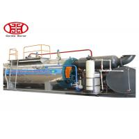 Quality Natural Gas Fired Steam Boilers Textile / Paper / Food Industry Usage for sale