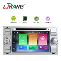 Car Stereo Ford Multimedia Dvd System , Radio Tuner Ford Focus Dvd Player Manufactures