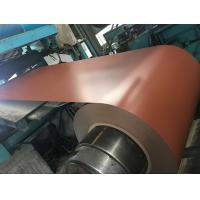 508MM / 610mm Prepainted Galvanized Steel Coil PPGI steel with  Colorful Surface Structrual Grade Manufactures