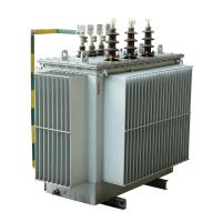 11 KV - 2000 KVA Oil Immersed Transformer Compact Size Oil Type Transformer Manufactures