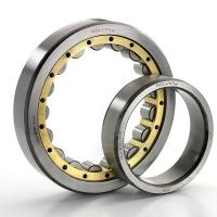 Spindle cylindrical roller bearings P6 , Polyamide and High temperature Manufactures