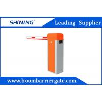 Full Automatic Electical Traffic Boom Barrier Gate with Vehicle Detector Manufactures