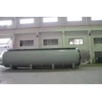 Vulcanizing autoclave tank Steam boiler heating / electric heating direct and indirect steam heating Manufactures