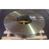 Hot Forged Aloy Steel Forged Wheel Blanks Rough Machined High Tolerance Manufactures