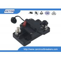 Quality Surface Mount Manual Reset Circuit Breaker 12v Boat / Marine / Truck Circuit for sale