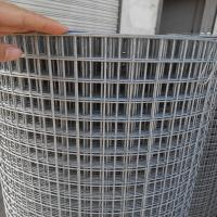 Welded mesh factory (stainless steel welded wire mesh/Galvanized welded wire mesh) Manufactures