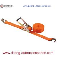 China 2×6M Ratchet Straps With 5000KGS on sale