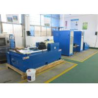 Electrodynamics Vibration Test equipment High Frequency Vertical+ Horizontal Vibration Test Bench Manufactures