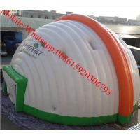 inflatable sphere tent inflatable igloo tent for rental Manufactures