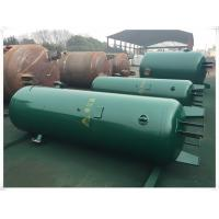 50 - 100 Gallon Vertical Air Compressor Tank Replacement For Chlorine / Propane Storage Manufactures