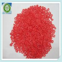 red ring shape speckles color speckle detergent raw materials  detergent powder speckles Manufactures