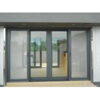 6063 / 6061 / 6060 Aluminum Door Extrusions with Powder Painted Surface Manufactures