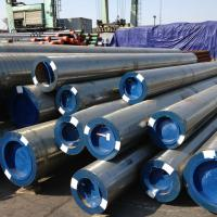 Durable Seamless Steel Pipe ASTM A106 Gr. B For High Temperature Service Manufactures