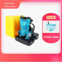 Energy Saving Automatic Water Pump 0.125KW 0.15HP ZZHM-125A With Free Face Masks Manufactures