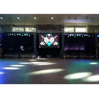 Brightness 1000 Nits Led Advertising Display Board Stage Rental P2.97 P3.91 50HZ Manufactures