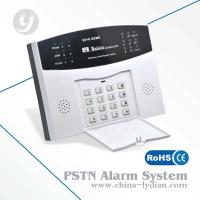 Wireless Home Burglar Gsm Security Alarm , 433MHz Burglar Alarm Manufactures