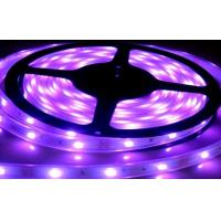 Self - Adhesive 12V waterproof flexible 5050 led light strips outdoor IP65 / IP67 Manufactures