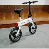 350W Black Foldable Electric Scooter with 48V 11AH Lithium Battery Manufactures