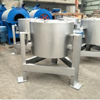China Large Capacity Oil Filtering Equipment Centrifugal Type For Coconut Oil on sale