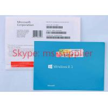 Global Windows 8.1 Pro Pack Retail Version Key Code , Windows 8.1 Professional 64 Bit OEM Manufactures