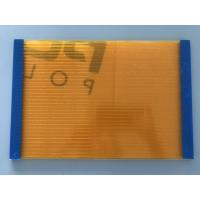 Quality Orange Double Wall Polycarbonate Panels , Polycarbonate Hollow Sheet UV Resistant for sale