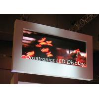 China Outdoor LED Advertising Display Board P10mm , Large Video Screen High Brightness on sale