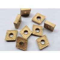 China Hard Steel Cemented Carbide Inserts , Indexable Carbide Inserts RK7025 CNMM190612-DR on sale