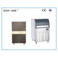 820W Automatic Integrated Ice Maker 100Kg / 24H Output 26 * 26 * 43In Manufactures