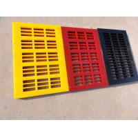 Radiation Resistance PU Sheets , Endurable PU Rain Grate Well Lid Manufactures