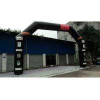Inflatable Arch With LOGO Printing Air Sealed Or Air Continuous Inflatable Archway Manufactures