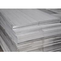 Quality Durable Cold Rolled 304 Stainless Steel Plate With Mirror / Embossed Surface for sale