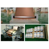 Double Shiny Lithium Battery Copper Foil High Conductivity Manufactures