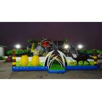 dinosaur playground obstacle course for kids Manufactures