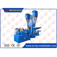 Buy cheap High Capacity Metal Chips Briquetting Press Machine Aluminum Sawdust Briquetter Making Machine from wholesalers