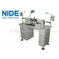 Small Double flyer Armature Winding Machine ceiling fan , armature rotor Coil winding machine Manufactures