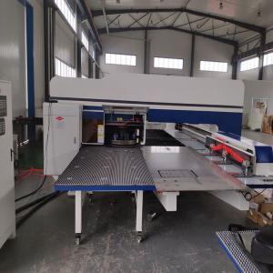 Sheet Metal Servo Type CNC Turret Punching Machine Manufactures