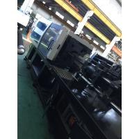 China Horizontal 60T Plastic Injection Blow Moulding Machine Servo Motor Type on sale